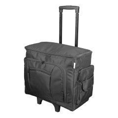 Sewing Machine Trolley Bag Black