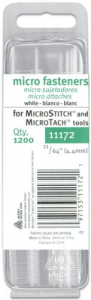Microstitch Fastener Refill