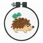 Learn-a-craft: Counted: Hedgehog