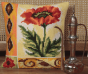 Valiant Poppy Cushion Kit