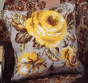 Antique Rose Cushion Kit