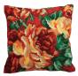 Cabbage Rose 1 Cushion Kit