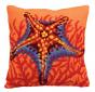Orange Starfish Cushion Kit