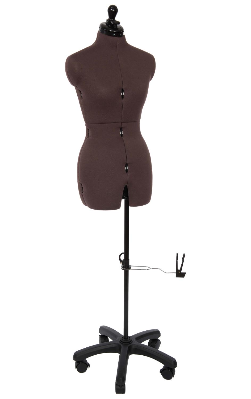 adjustoform fg1101 olivia mannequin couture petite taille pour pantalon ebay. Black Bedroom Furniture Sets. Home Design Ideas