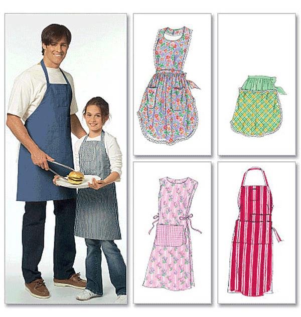 McCalls Misses/ Mens/ Childrens/ Boys/ Girls Sewing Pattern 5551 ...