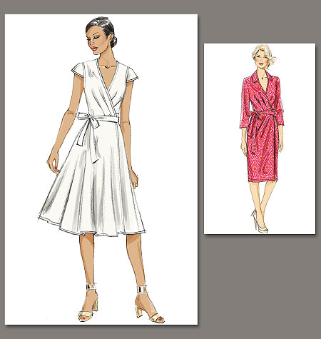 Vogue Very Easy Misses Sewing Pattern 8784 Dress   eBay
