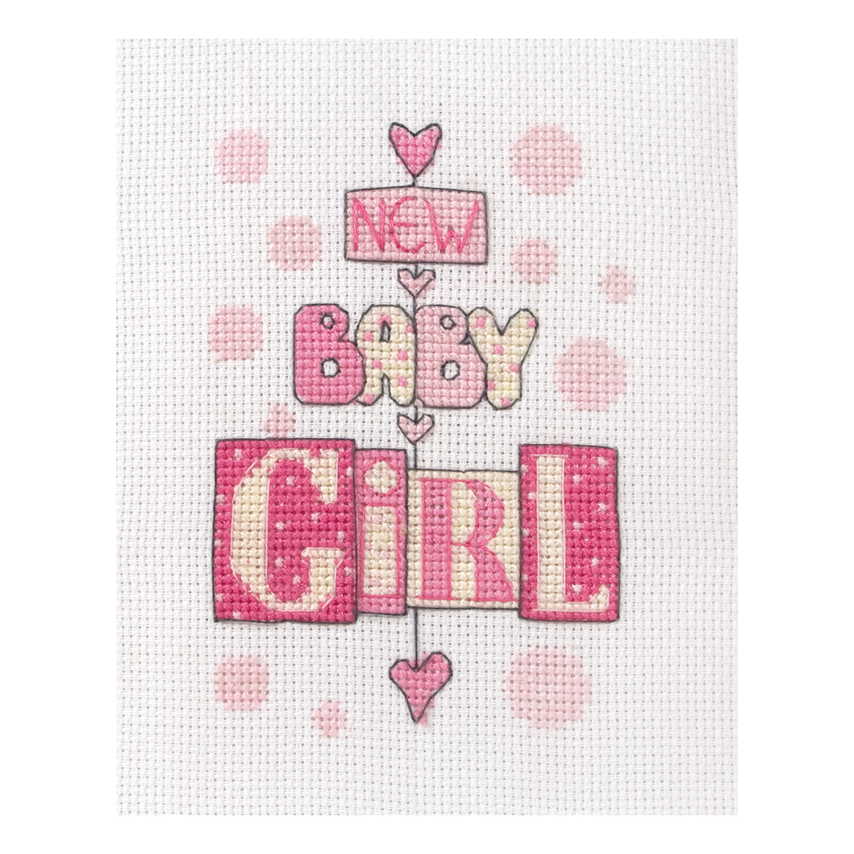 cross anchor girls Baby & children afghans, blankets & quilts whether you're looking to stitch as a gift or for your child we have a precious cross stitch kit to suit your needs.