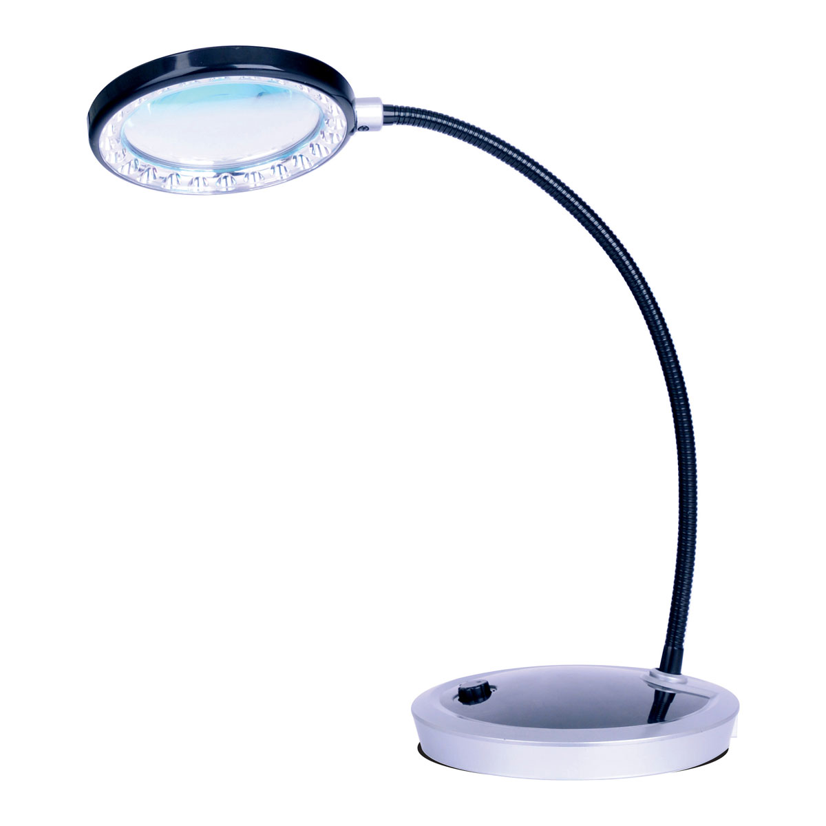 Michaels Craft Floor Lamp: PURElite Deluxe Use Anywhere Magnifying Table Lamp