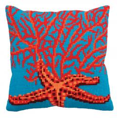 Red Starfish Cushion Kit
