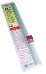 Quilt and Sew Ruler/Rotary Cutter