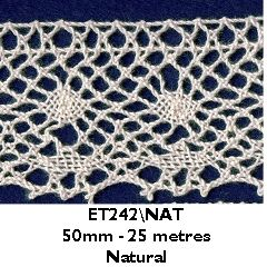Cotton Lace 50mm