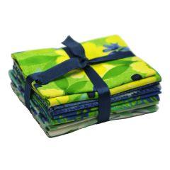 Fat Quarter Bundle Charisma 2 - 5 Pack Cotton - Fabric Edition FE0080