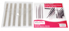 Nova Metal Double Pointed Needles Socks Kit
