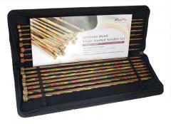 Symfonie Wood Single Pointed Needle Set