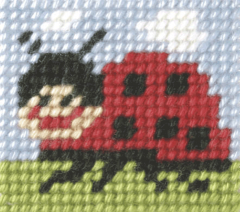 Embroidery Kit Ladybug