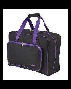 Sewing Machine Bag Black 33 x 45.7 x 20.32 cm - Sew Stylish PT660-BLACK