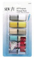 Sew It All Purpose Fashion Thread Pack 12 Spools