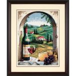 Tuscan View Needlepoint/Tapestry Kit