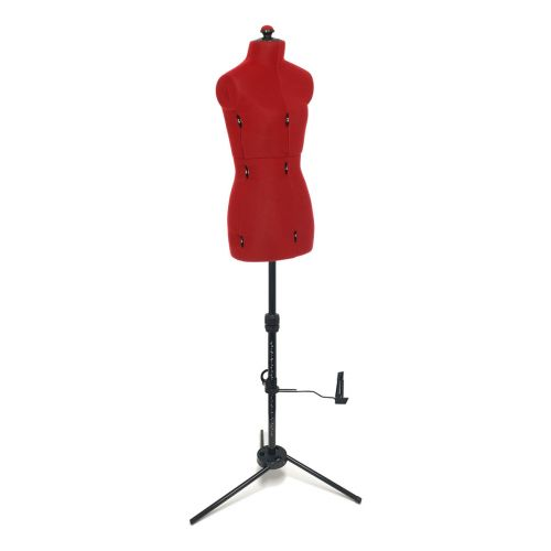 Ladies Standard 8-Part Dressmaking Dummy Petite UK 6-10 | Adjustoform FG011