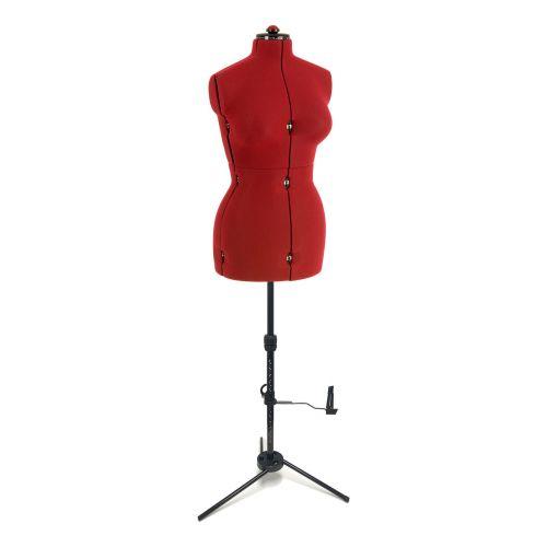 Ladies Standard 8-Part Dressmaking Dummy Medium UK 16-20 | Adjustoform FG013