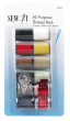 Sew It All Purpose Basic Thread Pack 12 Spools