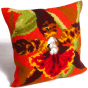 Tiger Orchid Cushion Kit