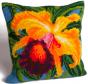 Paradise Orchid Cushion Kit