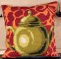 Bronze Teapot Cushion Kit