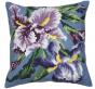 Purple Iris Cushion Kit