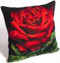 Damask Rose Cushion Kit