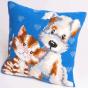 Friends Cushion Kit
