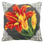 Orange Lily Cushion Kit