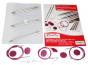 Nova Metal Interchangeable Needle Set :: Starter