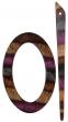 Symfonie Wood Lilac Shawl Pins With Stick :: Sigma