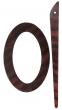 Symfonie Wood Rose Shawl Pins With Stick :: Sigma