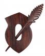 Symfonie Wood Exotica Series Shawl Pins With Stick :: Tulip