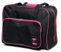 Black Sewing Machine Bag 43 x 35 x 22cm | Groves MR4660/FUC