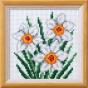 Cross Stitch Kit Narcissus